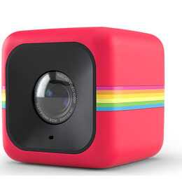 Cube+ Action Camcorder - Red Reviews