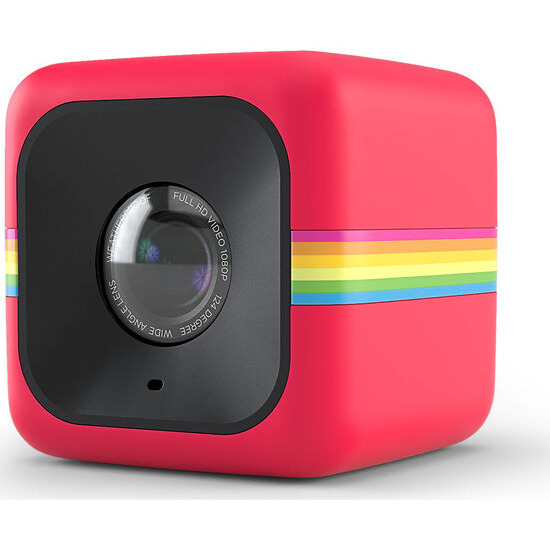 Cube+ Action Camcorder - Red