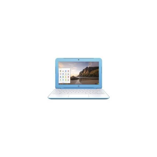 HP 11-2200na G3 Intel Celeron N2840 2GB 16GB 11.6 Inch Chrome OS Chromebook Laptop
