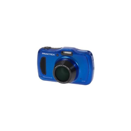PRAKTICA Luxmedia WP240 Camera - Blue