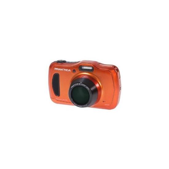 PRAKTICA Luxmedia WP240 Camera - Orange