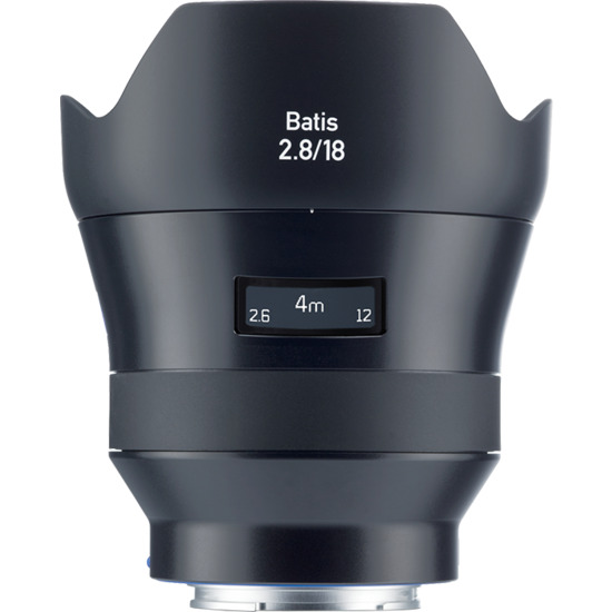 Zeiss Batis F1.8 18mm E-Mount Lens