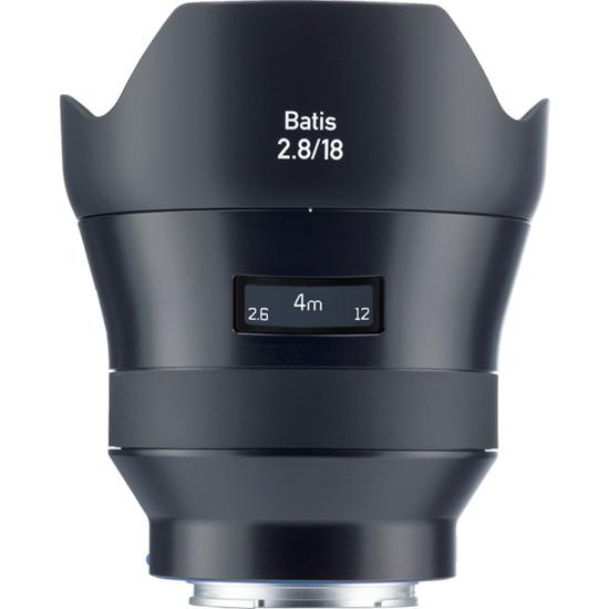 Zeiss Batis F1.8 18mm E-Mount Lens