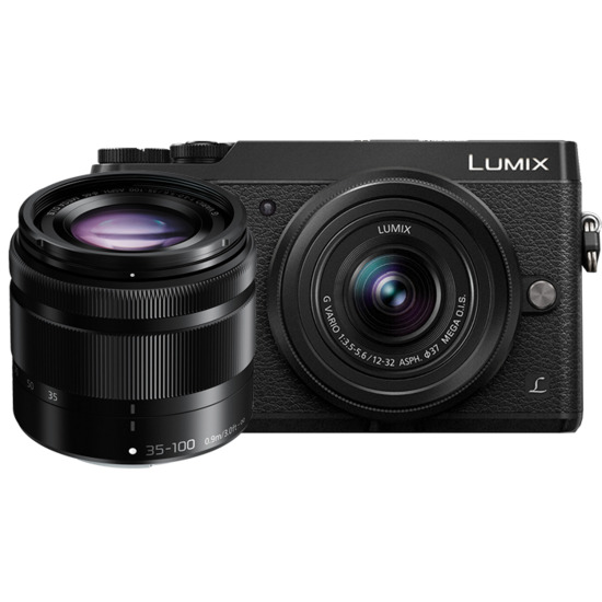 Panasonic Lumix DMC-GX80 Digtal Camera with 12-32mm Lens