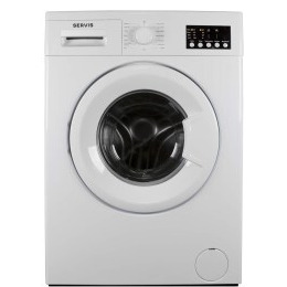 Servis W8401W 8kg 1400rpm Freestanding Washing Machine Reviews