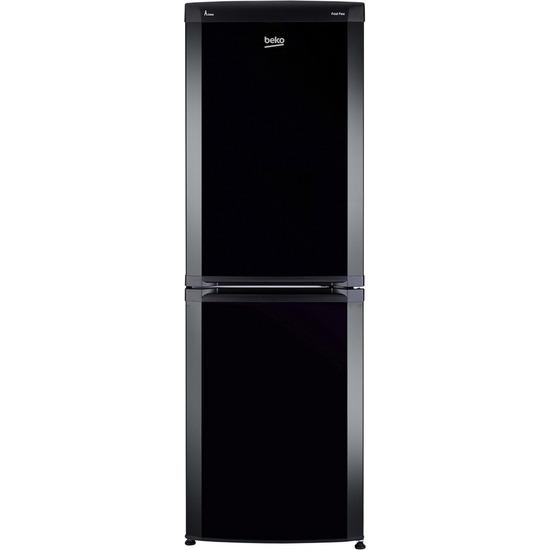 Beko CS5713APB Black Freestanding Fridge Freezers