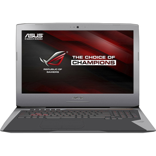 Asus ROG G752VY-T7048T