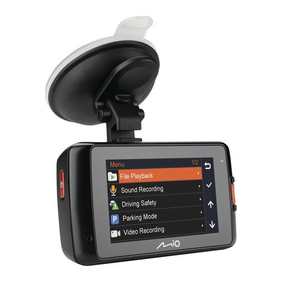 MiVue 618 Super HD Dash Cam