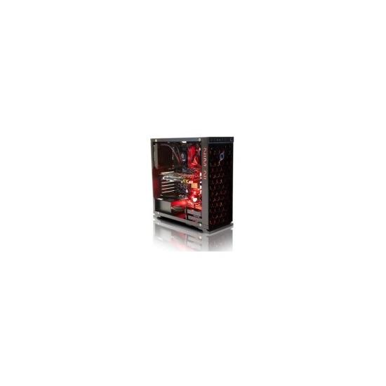 Zoostorm Stormforce 805 Intel Core i7-6700K Overclocked 32GB 512GB SSD 4TB nVidia GTX980Ti Windows 10 Gaming Desktop