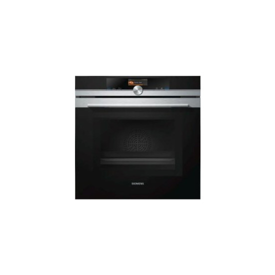 Siemens HM676G0S6B Half integrated Microwave Oven Stainless steel