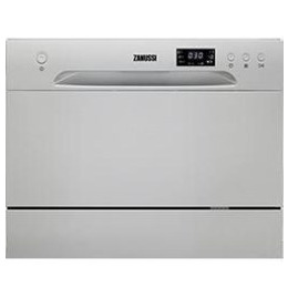 Zanussi 911046009 Freestanding Dishwasher in Silver Reviews
