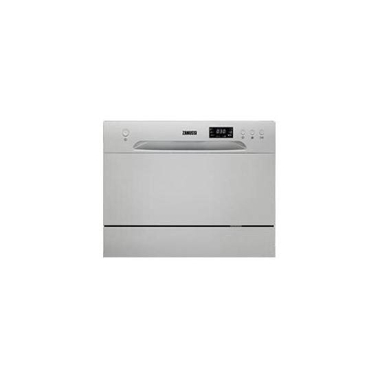 Zanussi 911046009 Freestanding Dishwasher in Silver