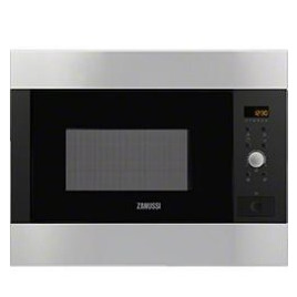 Zanussi 947608593 Built inclusive frame Microwave Oven Stainless steel with antifingerp Reviews