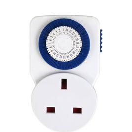 24 Hour Timer Plug Adapter Reviews