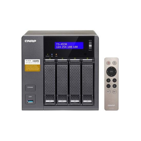 QNAP TS-453A-4G 32TB 4 Bay NAS