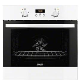 Zanussi ZOB35301WK Electric Oven - White Reviews