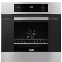 Zanussi ZOA35802XD Electric Oven - Stainless Steel Reviews