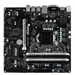 MSI INTEL LGA1151 B150M BAZOOKA 4*DDR4 2/4*USB2.0 R/F 4/2*USB3.0 R/F RTL8111H LAN DVI HDMI Micro-ATX Motherboard Reviews