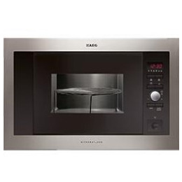 AEG 947608536 Built inclusive frame Microwave Oven Stainless steel with antifingerp Reviews