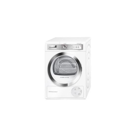 Bosch WTYH6790GB 9kg Freestanding Sensor Condenser Tumble Dryer With Heat Pump