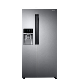 RS58K6487SL/EU American-Style Fridge Freezer - Easy Clean Steel Reviews