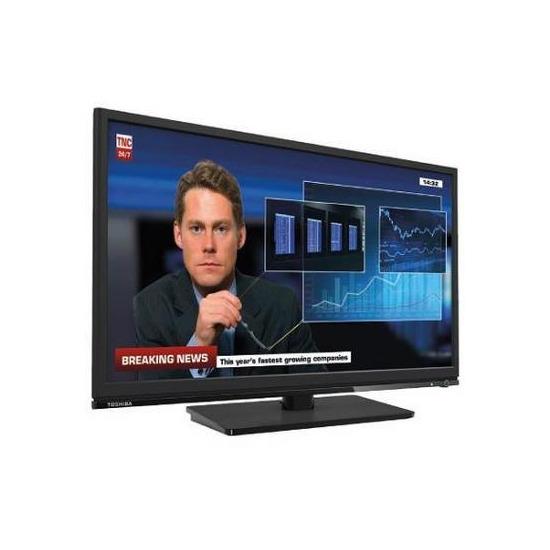 Toshiba 24J1533DB 24 HD Ready TV with hotel mode
