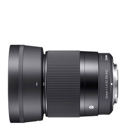 Sigma 30mm f/1.4 DC DN Reviews