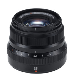 Fujinon XF 23 mm f/2.0 R WR Wide-angle Prime Lens Reviews