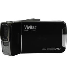 Vivitar DVR2121 Traditional Camcorder - Black Reviews