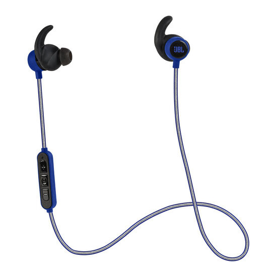Reflect Mini BT Wireless Bluetooth Headphones - Blue