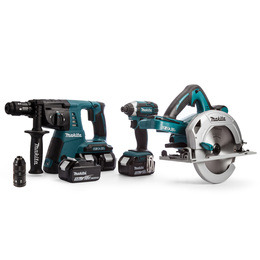 Makita DLX3049PTJ Reviews