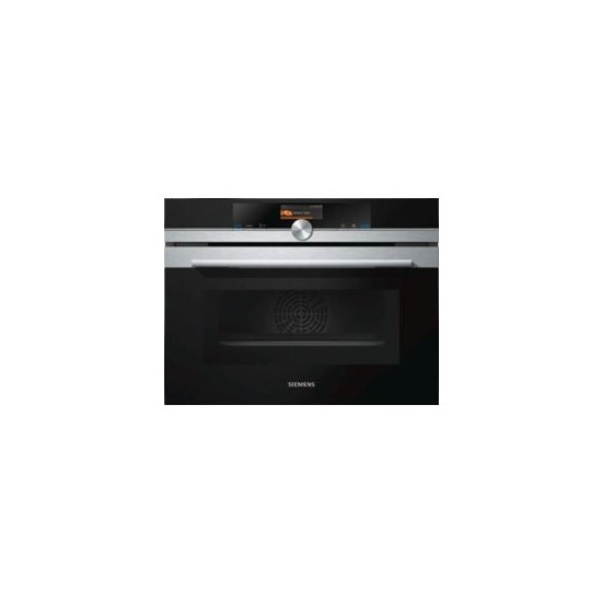 Siemens CM676GBS6B Half integrated Microwave Oven Stainless steel