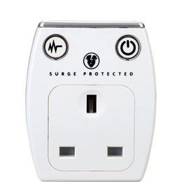 Surge Protected 1 Socket Plug Adapter with USB Reviews