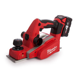 Milwaukee M18BP-402C M18 Planer Reviews