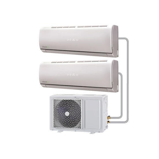 ElectriQ Multi-split 18000 BTU Inverter Air Conditioner system