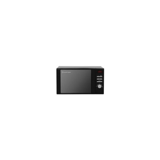 Russell Hobbs RHM2064B Heritage 20 Litre 800 Watt Digital Microwave Black