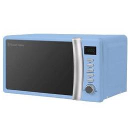Russell Hobbs RHMD702BL 17 Litre Pastel Blue Digital Microwave Reviews