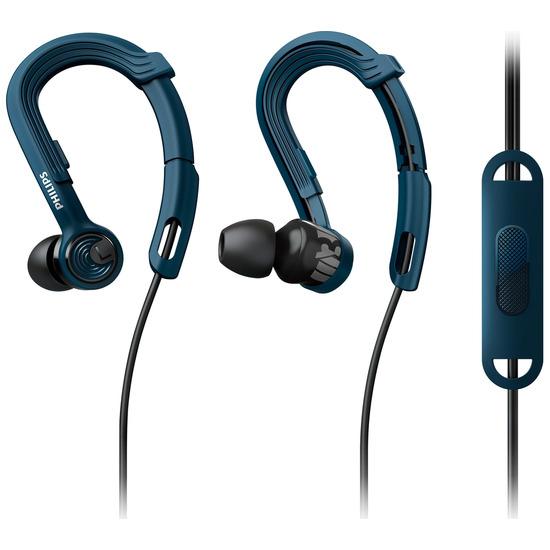 Philips ActionFit Headphones - Blue