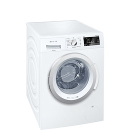 Siemens WM14T390GB White Freestanding washing machine Reviews