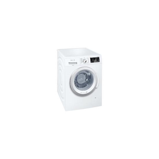 Siemens WM14T390GB White Freestanding washing machine