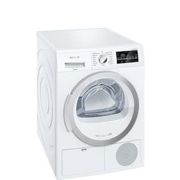 Siemens WT46G490GB White Freestanding condenser tumble dryer Reviews