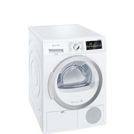 Siemens WT46G490GB Freestanding condenser tumble dryer Reviews