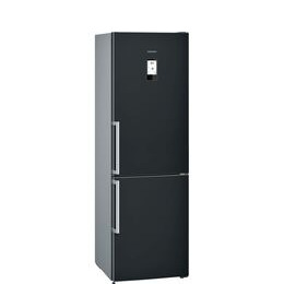 Siemens KG36NAB35G Black Freestanding frost free fridge freezer Reviews