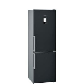 Siemens KG36NAB35G Black Freestanding frost free fridge freezer Reviews