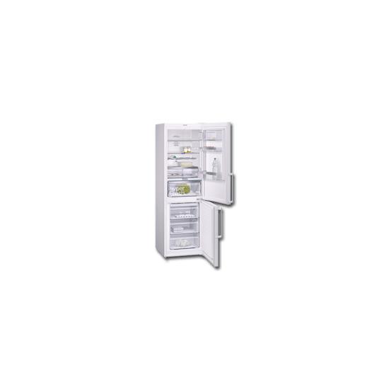 Siemens KG36NAW35G White Freestanding frost free fridge freezer