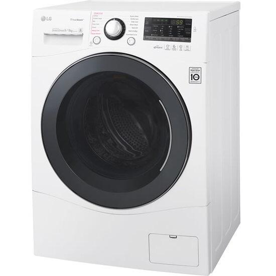 LG FH4A8FDH2N 1400rpm DD Washer Dryer 9kg/6kg TRUESTEAM&trade