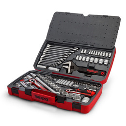 Teng TM127 Tool Set 1/4 3/8 1/2in Drive (127 Piece) Reviews