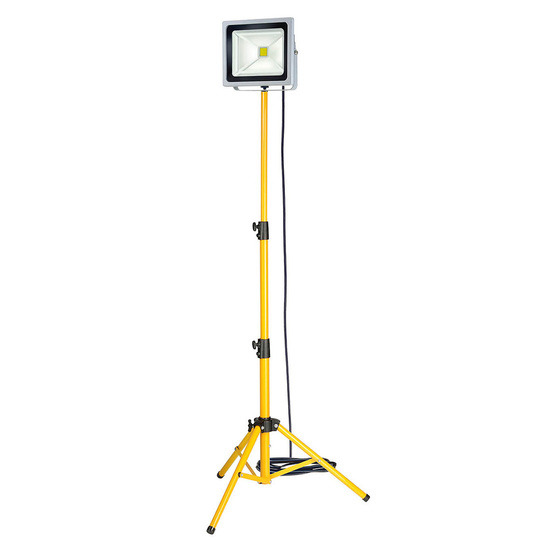 Brennenstuhl 1171253504 Chip LED light 50W with Tripod 240V