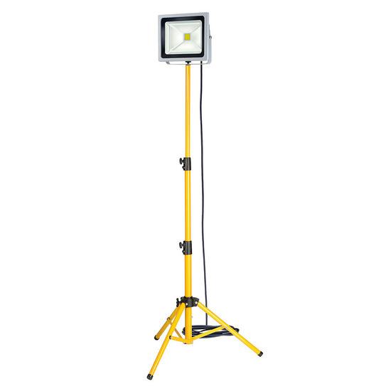 Brennenstuhl 1171253504 Chip LED light 50W with Tripod 240V