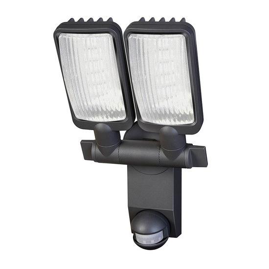 Brennenstuhl 1179660 Sensor LED Zone Lighting Duo Frosted Glass +Motion Detector
